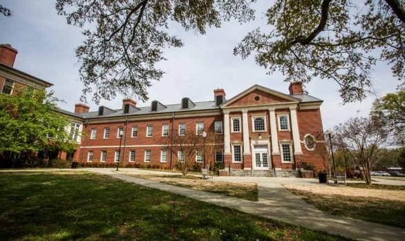 Presbyterian College-Lassiter Hall