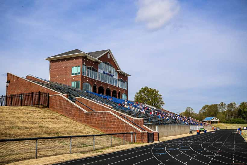Presbyterian College-Bailey Memorial Football Stadium