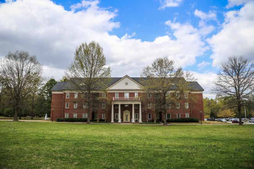 Presbyterian College - Spradley Hall
