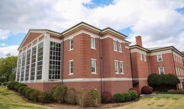 Presbyterian College-James H. Thomason Library Addition & Renovations