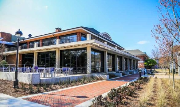 Furman University-Trone Student Center