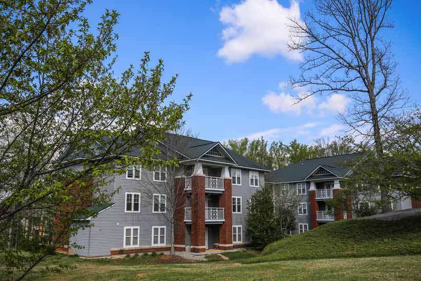 Furman University-The North Village
