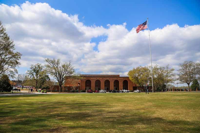 Furman University-Physical Activities Center