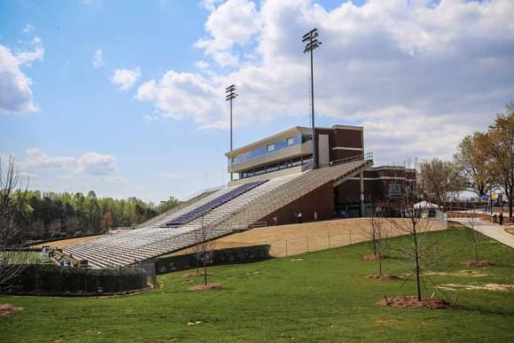 Furman University - Pearce-Horton Furman Football Complex