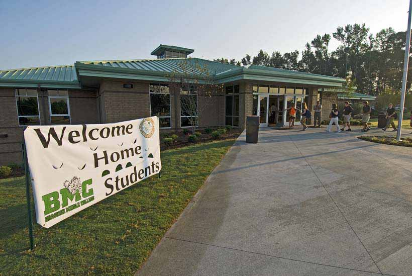 Brashier Middle College Charter High School