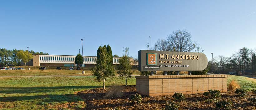 MT Anderson Support Center