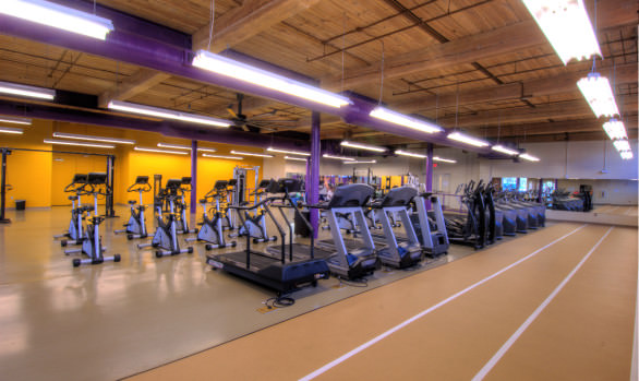Legacy Charter School Fitness Center
