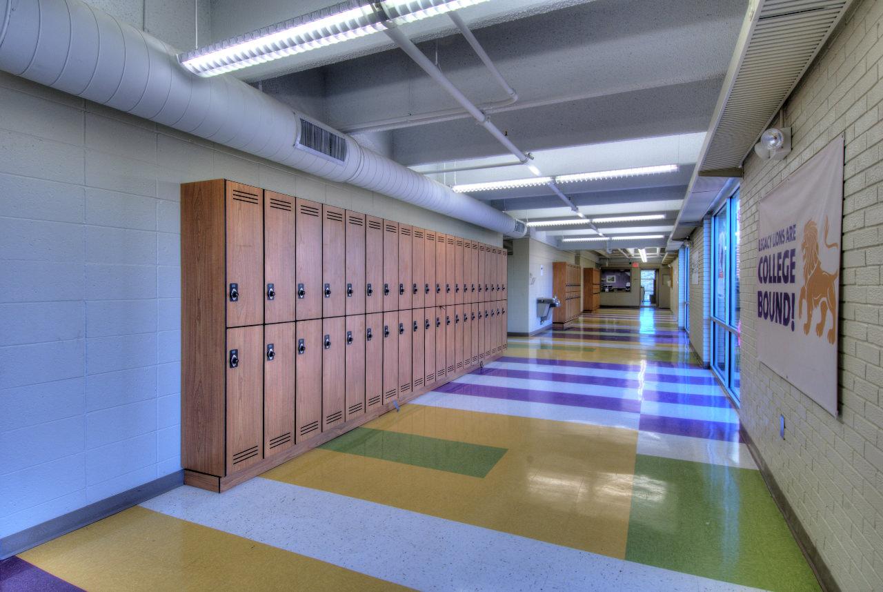 Legacy Charter Upper School Classroom Renovations