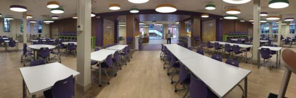 Legacy Charter School Dining Hall