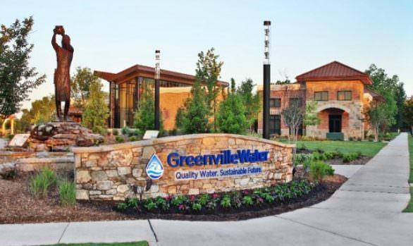 greenville water