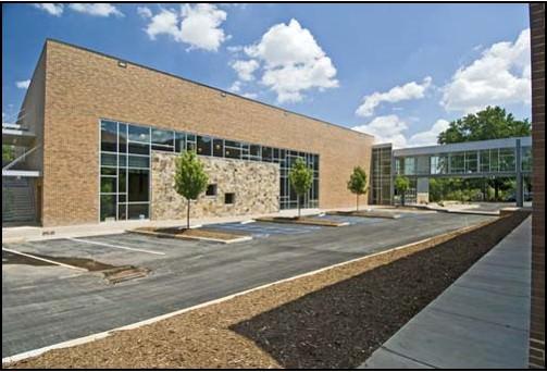 first baptist church activities center project