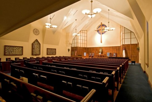 first presbyterian church life center building project