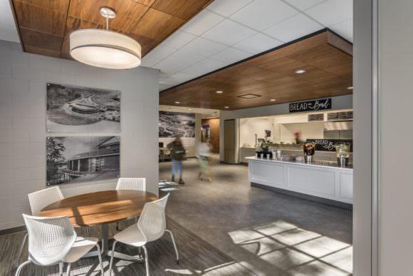 Furman Daniel Dining Hall Lobby Renovations