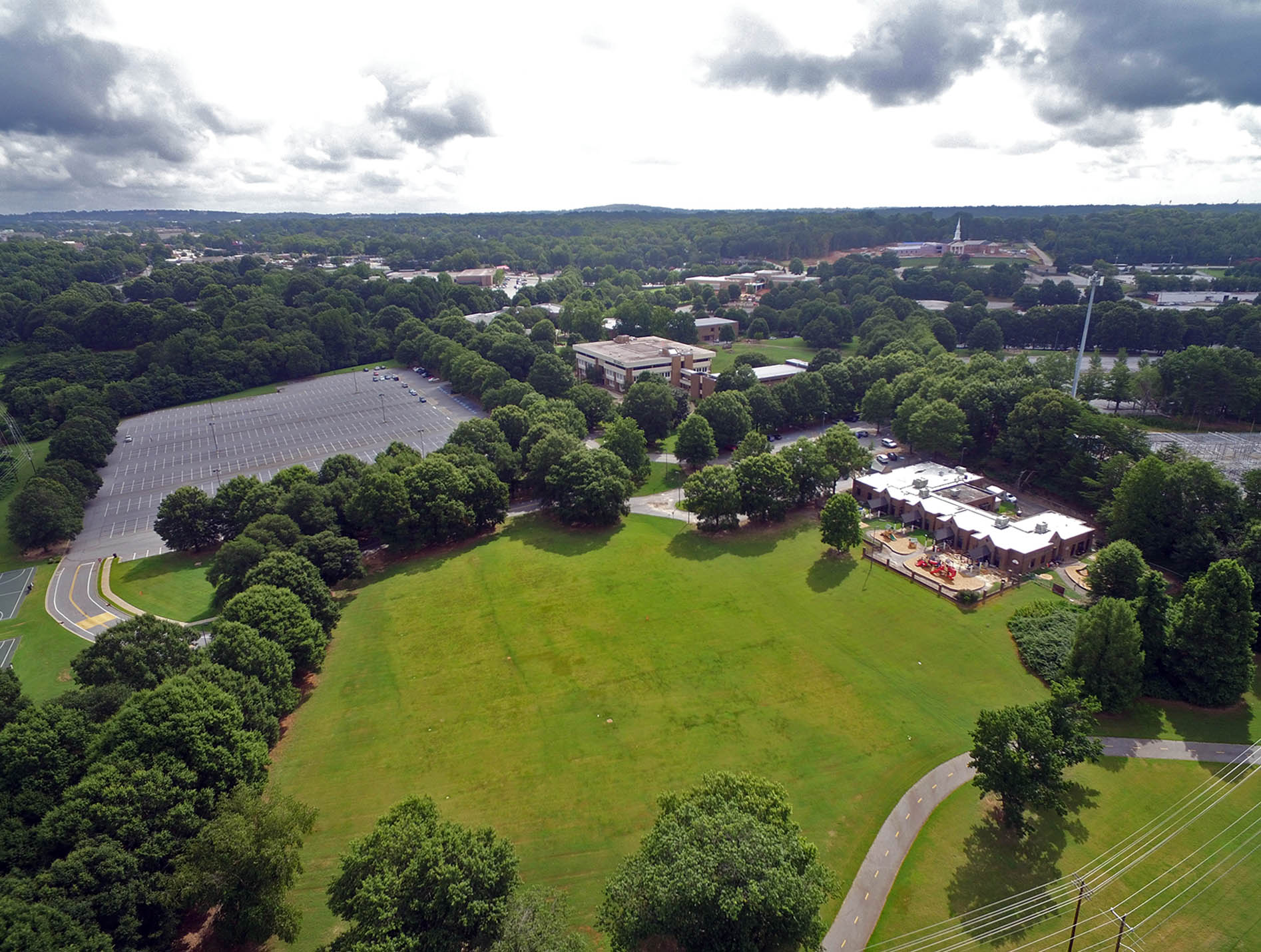 Triangle Mobilizes at GTCHS for New Student Activity Center